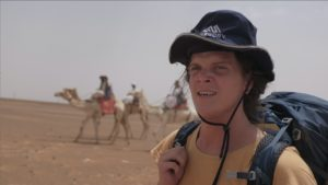 Luke MacDonald from Hitched, Gregory Zulu 65L Backpack through Sudan